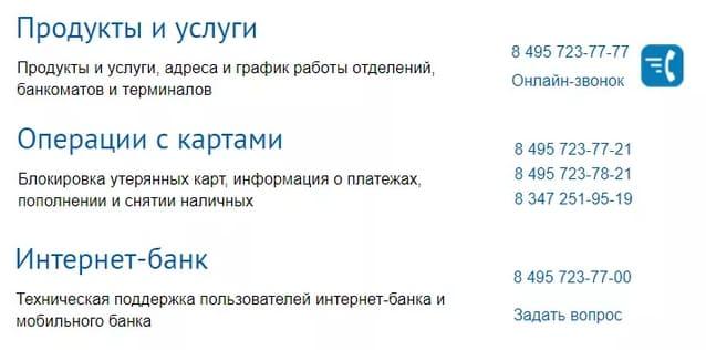 Банк Уралсиб: вход в личный кабинет