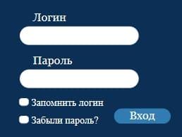 Личный кабинет МТИ СДО