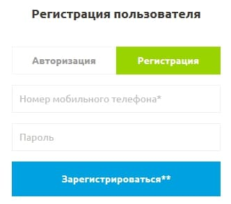 Личный кабинет ТК Байкал-Сервис