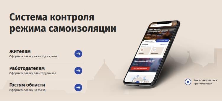 Карта жителя Нижегородской области